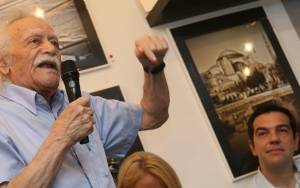Γλέζος: Εκτός ψηφοδελτίων όσοι επιδιώκουν το βουλευτιλίκι