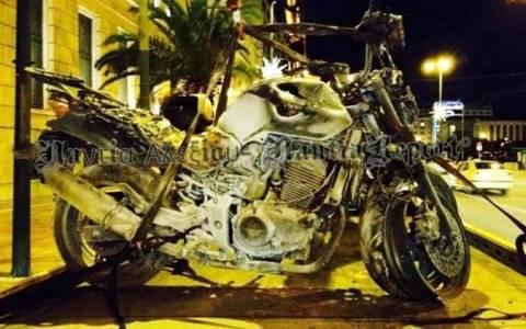 Δυστύχημα με νεκρό μοτοσικλετιστή στην Πανεπιστημίου