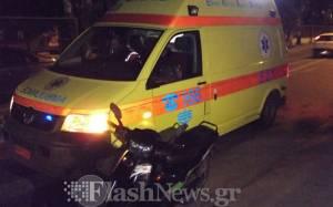 Ένας νεκρός και μία τραυματίας σε δύο τροχαία στην Κρήτη