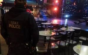 Επεισόδιο σε club της Ξάνθης - Τραυμάτισαν αστυνομικό