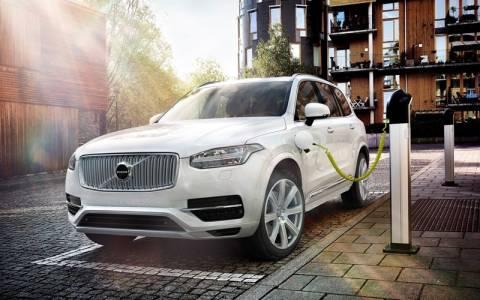 Volvo: XC90 T8 με τεχνολογία Twin Engine
