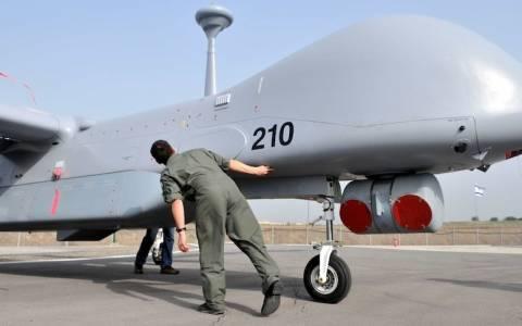 Mη επανδρωμένο αεροσκάφος του Ισραήλ συνετρίβη στην Συρία