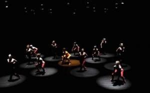 Αέναον Χοροθέατρο Daniel Lommel στο Σύγχρονο Θέατρο