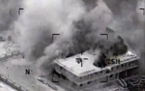 Νέες αεροπορικές επιδρομές κατά του ΙΚ σε Συρία και Ιράκ