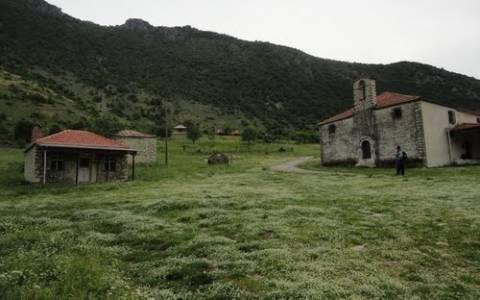 Ιερόσυλοι έκλεψαν εκκλησία κοντά στα ελληνοαλβανικά σύνορα