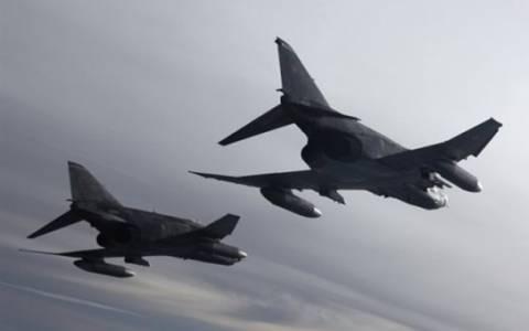 Νέα αναχαίτιση τουρκικών αεροσκαφών στο FIR Αθηνών
