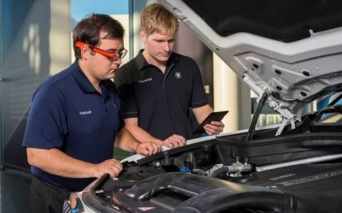 BMW: Οπτικός έλεγχος με λειτουργία μνήμης