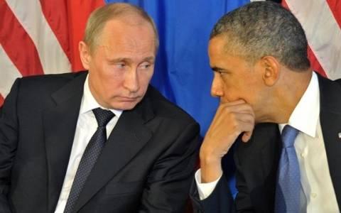 Ο Πούτιν προσκάλεσε τον Ομπάμα στη Ρωσία