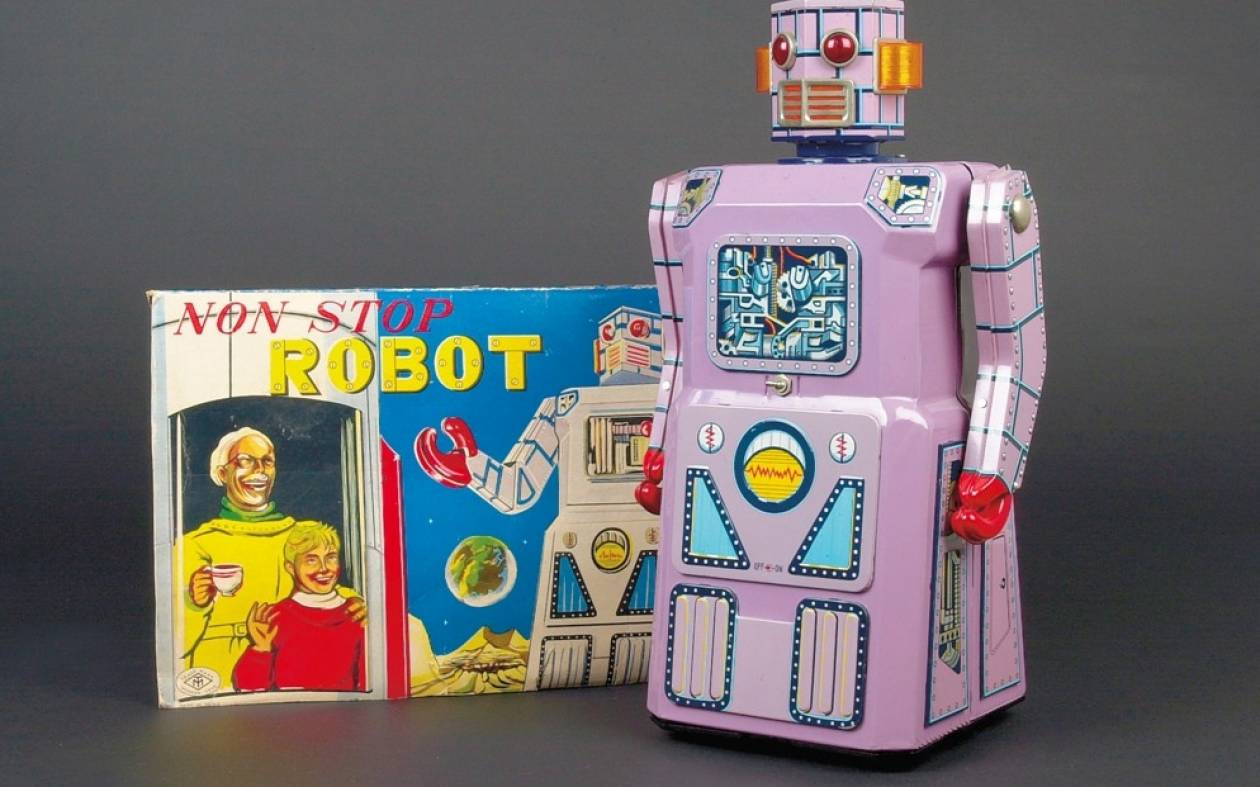 «Toy stories του χθες και του σήμερα» στον Ελληνικό κόσμο