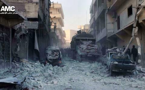 Συρία: Πρόσβαση ακτιβιστών σε πληγείσες περιοχές