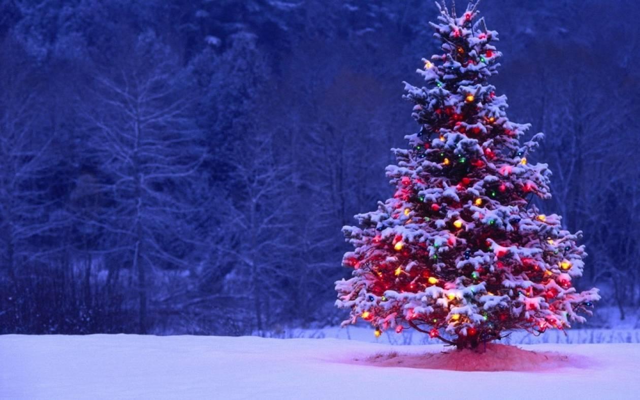Καιρός: Χριστούγεννα με ήλιο - Πρωτοχρονιά με χιόνια