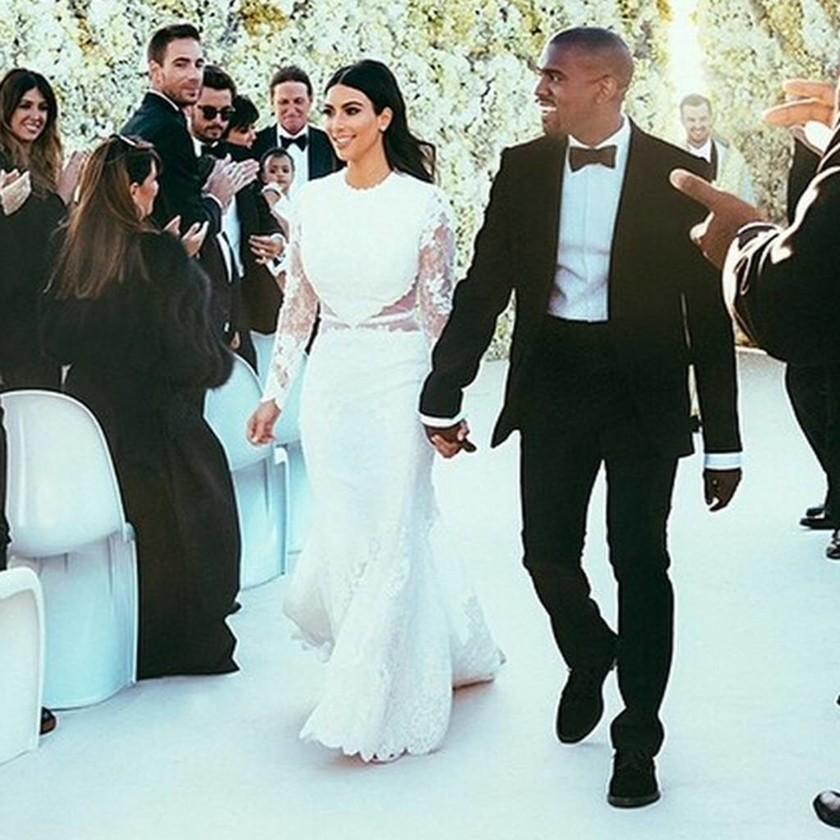 Οι γάμοι των ξένων celebrities που συζητήθηκαν μέσα στο 2014