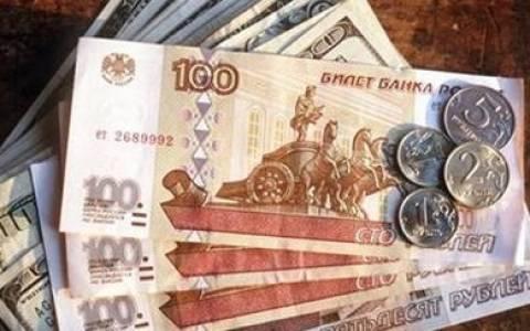 Ανατίμηση για το ρωσικό ρούβλι