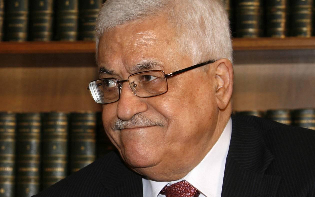 Αμπάς: Απόρριψη σχεδίου συνεπάγεται λήξη διαπραγματεύσεων