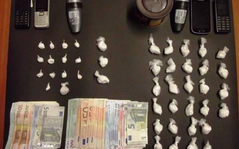 Εξαρθρώθηκε κύκλωμα διακίνησης κοκαΐνης στη Ρόδο