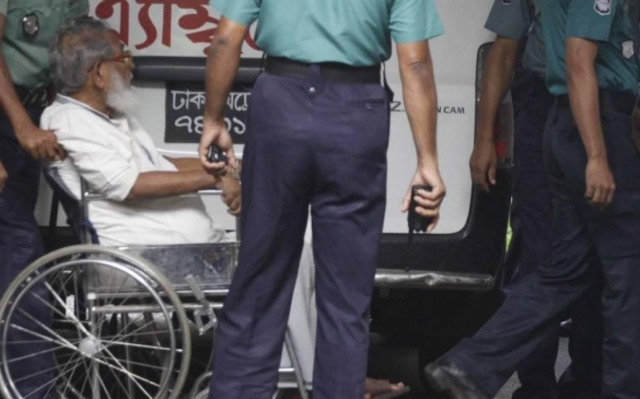 Μπανγκλαντές: Ποινή θανάτου σε πρώην υφυπουργό
