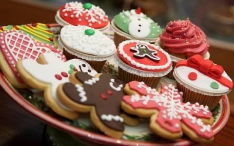 Πώς φτιάχνονται τα χριστουγεννιάτικα μπαστουνάκια;