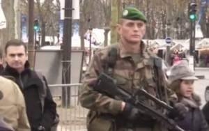 Γαλλία: Ένοπλος συνελήφθη στο κέντρο των Καννών