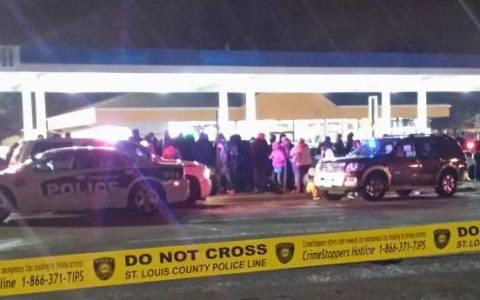 Νέα δολοφονία αφροαμερικανού κοντά στο Φέργκιουσον