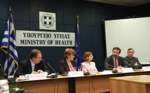 Συνεργασία υπ. Υγείας-ΚΕΕΛΠΝΟ-ΠΟΥ για τη μετανάστευση