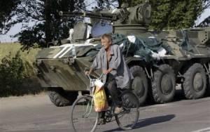 Επανέναρξη ειρηνευτικών συνομιλιών μεταξύ Κιέβου - ανταρτών