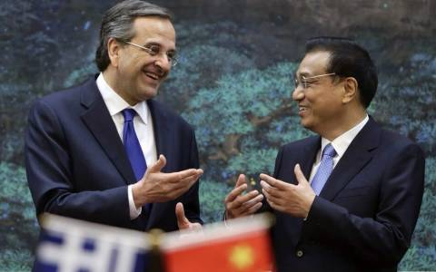 Τι είπε ο Κινέζος πρωθυπουργός στον Σαμαρά