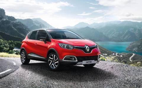 Renault: Το Captur από 13.650€