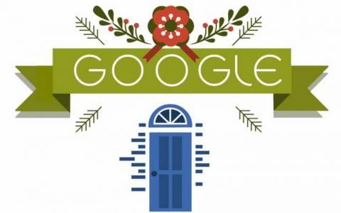 Καλές γιορτές από την Google… με ένα εκπληκτικό animation