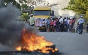 Διαδηλώσεις και τραυματίες για τη νέα διώρυγα στη Νικαράγουα
