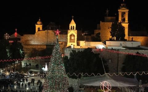 Χριστούγεννα στη Βηθλεέμ (pics)