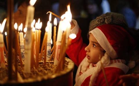 CNN: Χριστούγεννα στη Βηθλεέμ
