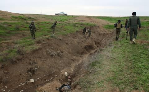 Συρία: νεκροί 60 Τζιχαντιστές του Ισλαμικού Κράτους