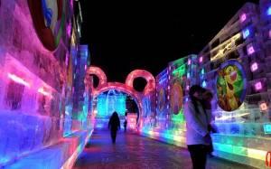 Φεστιβάλ Πάγου στην Κίνα