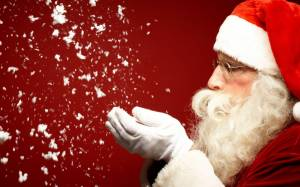 Καλές γιορτές κι ο Θεός να βάλει το χέρι του...