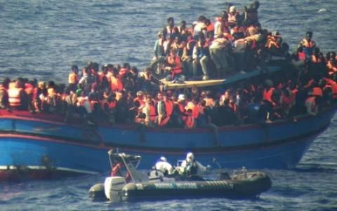Ιταλία: 1300 μετανάστες διασώθηκαν το τελευταίο 24ωρο