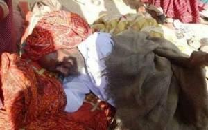 Ινδία: Νόμιζαν ότι πέθανε και ξύπνησε πριν τον κάψουν!