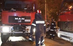 Πυρκαγιά σε σπίτι στην Κάντανο Σελίνου