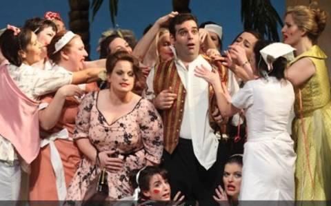 Ο Ομογενής τενόρος που μάγεψε τους κριτικούς όπερας