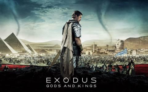 Απαγορεύτηκε η ταινία «Έξοδος» στην Αίγυπτο
