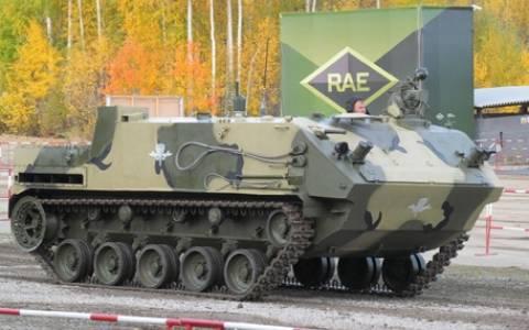Νέα αερομεταφερόμενα τεθωρακισμένα οχήματα στη Ρωσία