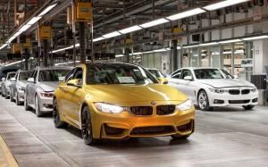 BMW: Πρόγραμμα Industry 4.0 BMW Group