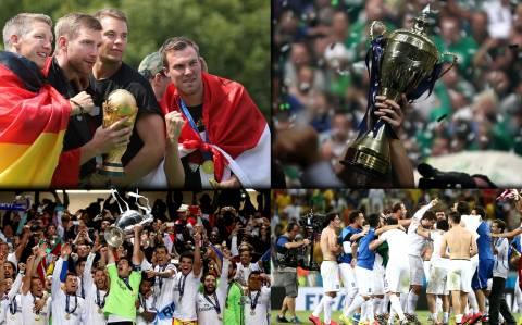 Ανασκόπηση 2014: Τα αθλητικά γεγονότα της χρονιάς