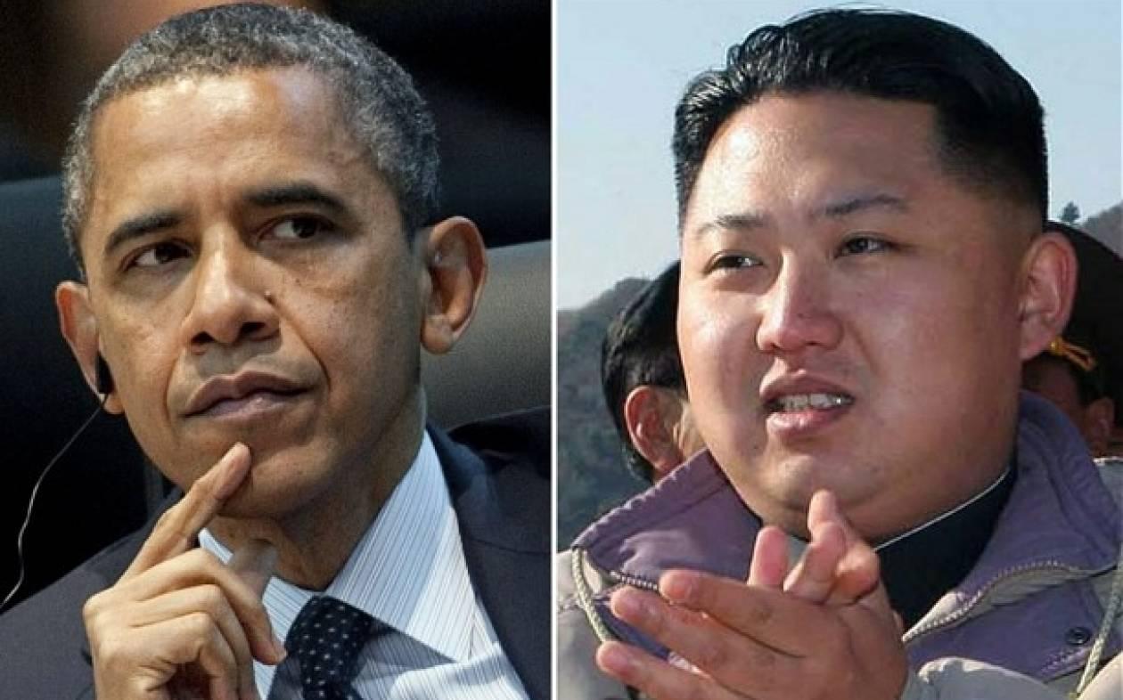 Πιονγκ-γιάνγκ: «Πίθηκος» ο Ομπάμα