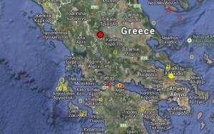 Σεισμός 4 Ρίχτερ στα Τρίκαλα
