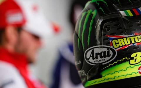 MotoGP: Η χειρότερη στιγμή του C. Crutchlow