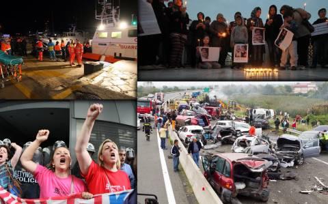 Ανασκόπηση 2014: Τα γεγονότα που συγκλόνισαν την Ελλάδα