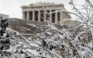 Καιρός: Επέλαση του χιονιά - Θα χιονίσει στην Αθήνα;