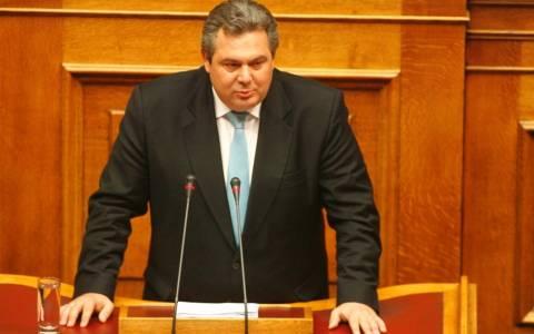 Εκλογές 2015- Καμμένος: Να ενωθούμε οι Έλληνες