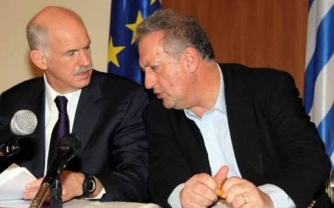 Σκανδαλίδης στον ΓΑΠ: «Μη διχάσεις την παράταξη»