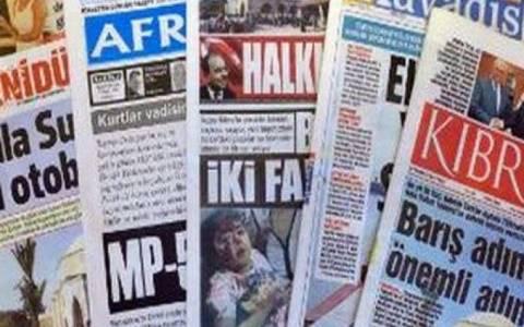 Επισκόπηση τουρκοκυπριακού τύπου (29/12/2014)
